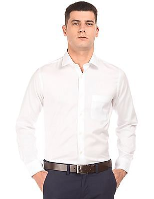 Arrow French Placket Regular Fit Shirt