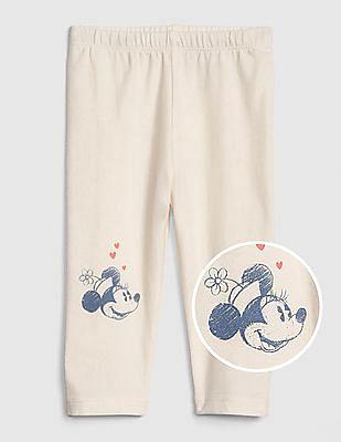GAP Baby Disney Minnie Mouse Leggings