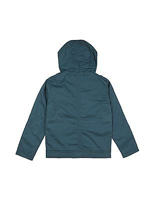 Cherokee Boys Panelled Utilitarian Jacket