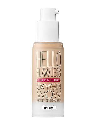Benefit Cosmetics Hello Flawless Oxygen Wow Liquid Foundation - I'm All The Rage