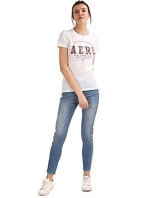 Aeropostale Jegging Fit High Waist Jeans