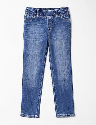 GAP Toddler Girl 1969 High Stretch Legging Jeans