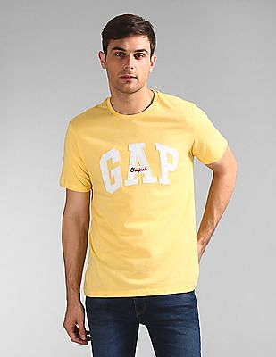 GAP Logo Crewneck T-Shirt