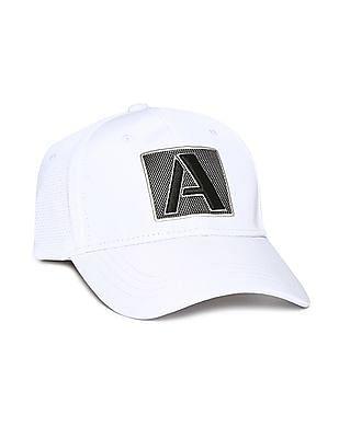 Aeropostale Brand Applique Panelled Cap