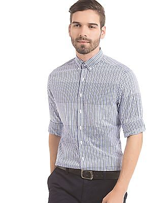 Gant Fitted Gingham Shirt