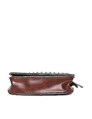 SUGR Embellished Magnetic Snap Sling Bag