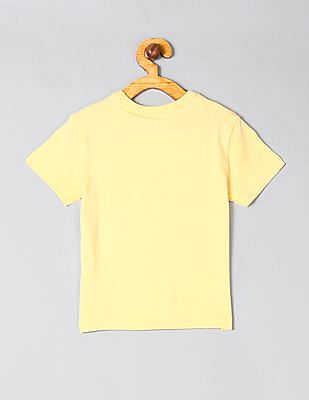 GAP Toddler Boy Short Sleeve Logo Graphic T-Shirt