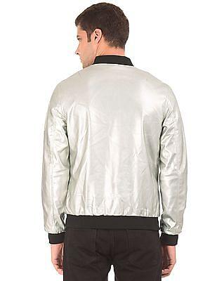Ed Hardy Reversible Bomber Jacket