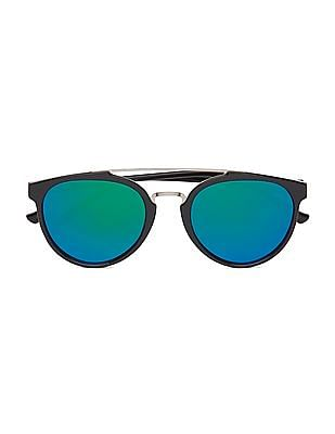 Aeropostale UV Protected Clubmaster Sunglasses