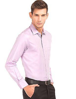 Arrow Regular Fit Cotton Shirt