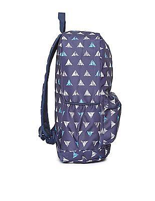 Aeropostale Printed Laptop Backpack