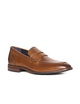 Cole Haan Brown Benton Slip-On Shoes