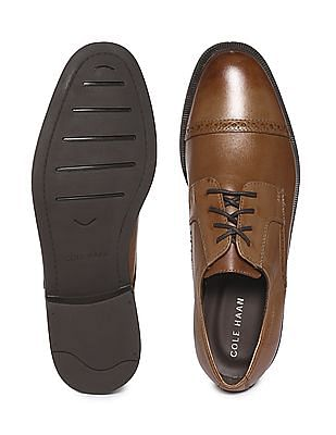 Cole Haan Ross Dustin Cap Toe Brogue Oxford