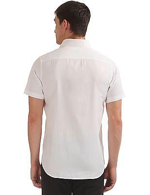 Excalibur Slim Fit Short Sleeve Shirt