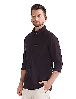 U.S. Polo Assn. Button Down Patterned Shirt