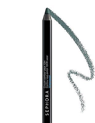 Sephora Collection Contour Eye Pencil 12Hr Wear Waterproof - 19 Go For A Ride - Dark Green