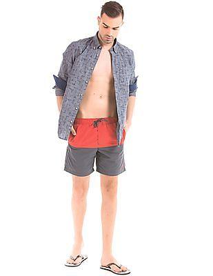 Bayisland Colour Block Active Shorts