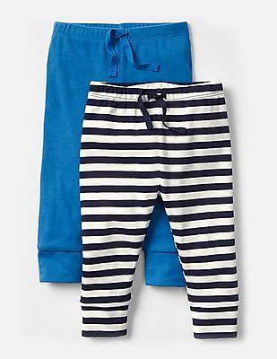 GAP Baby Ribbed Pants (2-Pack)