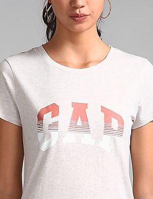 GAP Short Sleeve Logo Graphic T-Shirt