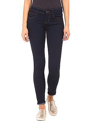 Newport Rinsed Skinny Fit Jeans