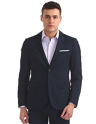 Arrow Slim Fit Single Breasted Blazer