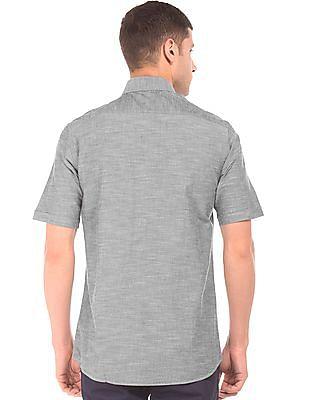 Arrow Sports Regular Fit Cotton Shirt
