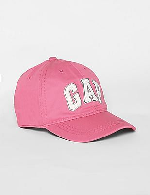 GAP Pink Boys Logo Baseball Hat
