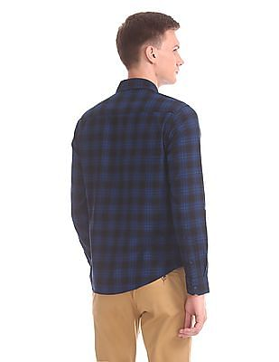 Roots by Ruggers Long Sleeve Check Shirt