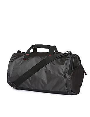 Flying Machine Contrast Panel Duffel Bag