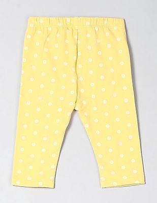 GAP Baby Print Leggings