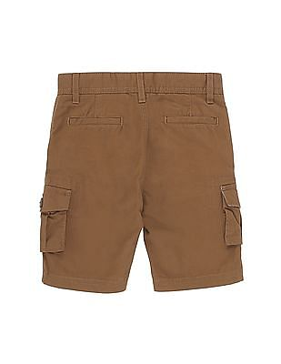 Cherokee Boys Cotton Cargo Shorts