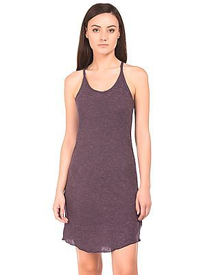 Aeropostale Ribbed Racerback Dress