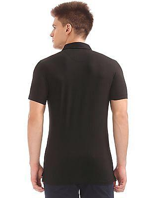 U.S. Polo Assn. Slim Fit Organic Cotton Polo Shirt
