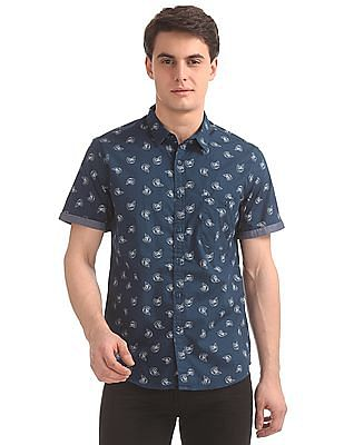 Colt Short Sleeve Printed Shirt