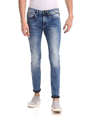 4d3292785 Flying Machine Jackson Skinny Fit Low Rise Jeans