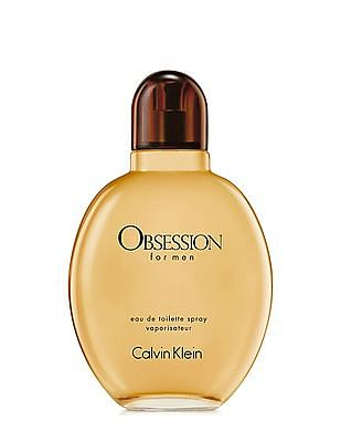 Calvin Klein Fragrances Obsession Men Eau De Toilette