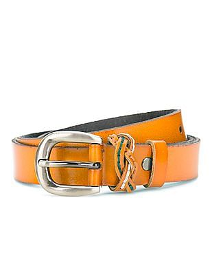SUGR Burnished Leather Belt