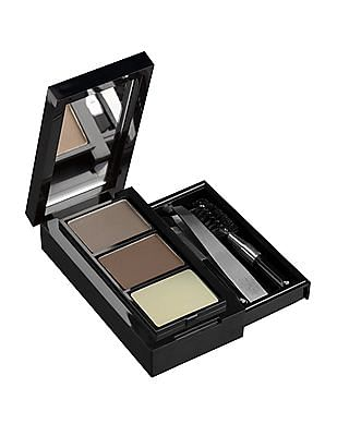 Sephora Collection Eyebrow Editor Complete Brow Kit - 03 Midnight Brown