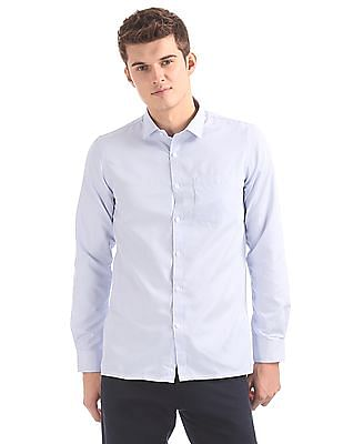 Excalibur Long Sleeve Check Shirt