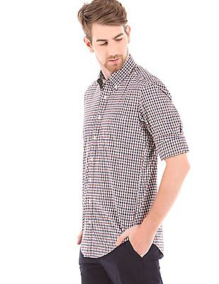 Gant Fitted Check Shirt