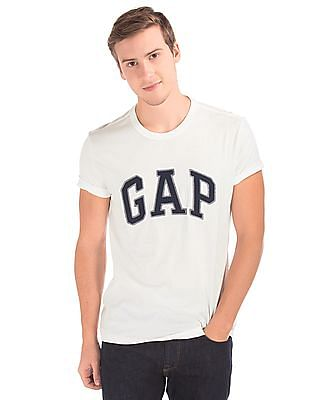 GAP Logo Crew Neck Tee