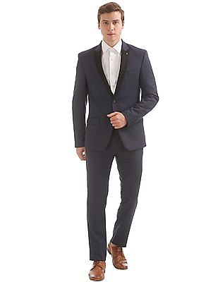 Arrow Newyork Single Breasted Two Piece Suit