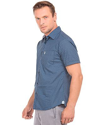 U.S. Polo Assn. Short Sleeve Regular Fit Shirt