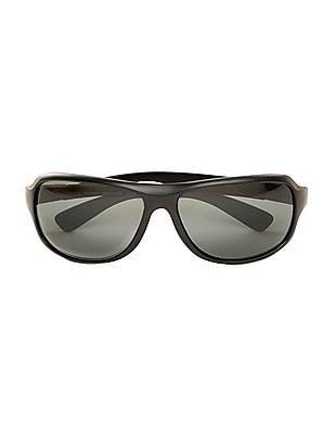 Flying Machine Rectangular Frame Sunglasses