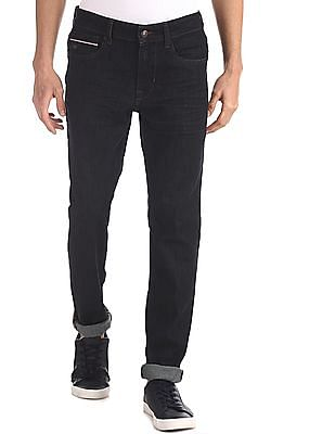 U.S. Polo Assn. Denim Co. Blue Brandon Slim Tapered Fit Rinsed Jeans