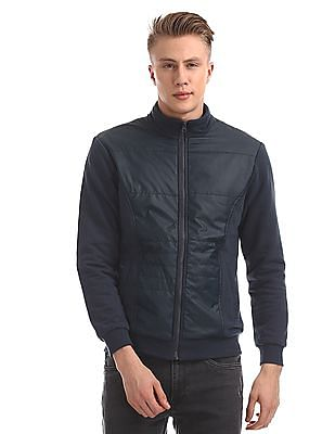 Cherokee Panelled Zip Up jacket