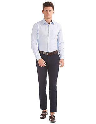Arrow Wrinkle Resistant Slim Fit Shirt