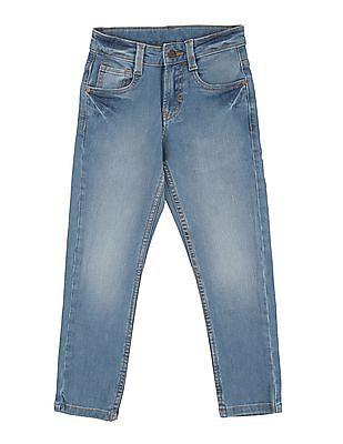 FM Boys Boys Stone Washed Jeans