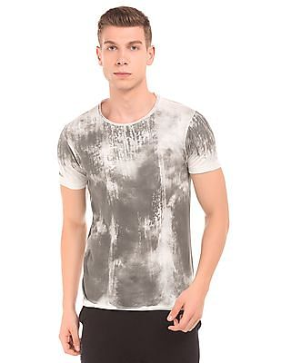 Ed Hardy Dyed Slim Fit T-Shirt