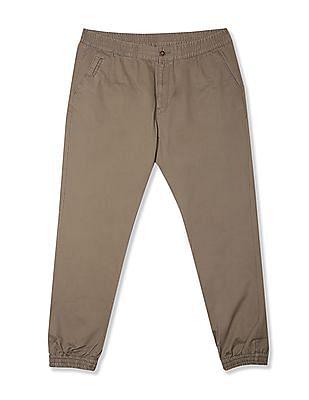 U.S. Polo Assn. Denim Co. Slim Fit Woven Joggers